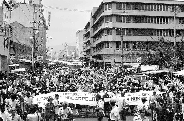 41-V Aniversario del Asesinato de Monseñor Romero - Marzo de 1985