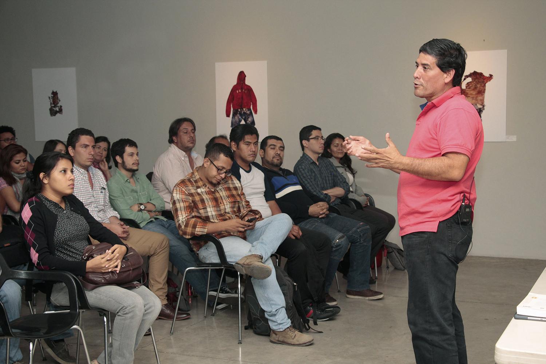 Luis Galdamez-Charla ASA 2000