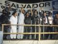 Tercera Reunión de Diálogo, entre representantes del gobierno y FMLN, concluye sin acuerdos.San Salvador. Octubre de 1987